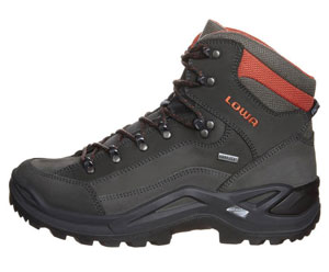 new collection pretty cheap buy good Lowa Renegade GTX mid Test