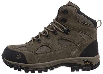 Jack Wolfskin ALL TERRAIN TEXAPORE Test
