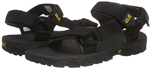 best loved 063b2 5316a Jack Wolfskin SEVEN SEAS Outdoor Sandale Test